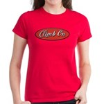 Climb On Classic Women's Dark T-Shirt