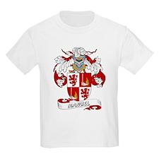 Manuel Coat of Arms Kids T-Shirt