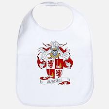Manuel Coat of Arms Bib