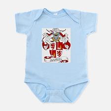 Manuel Coat of Arms Infant Creeper