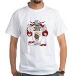 Marco Coat of Arms White T-Shirt