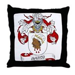 Marco Coat of Arms Throw Pillow