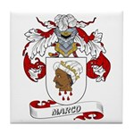 Marco Coat of Arms Tile Coaster