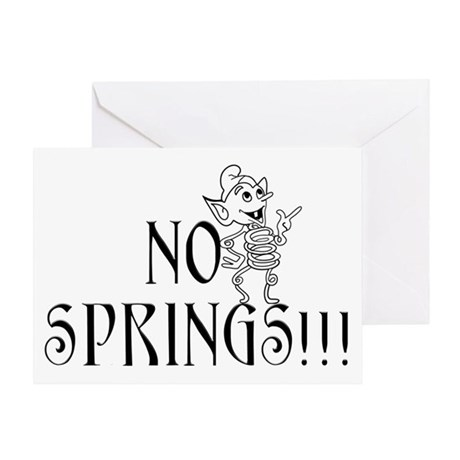 coilynosprings Greeting Cards