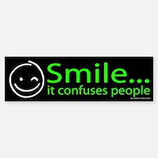Smile Green (sticker)
