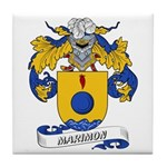 Marimon Coat of Arms Tile Coaster