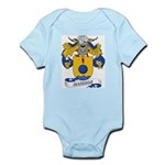Marimon Coat of Arms Infant Creeper