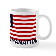 Obamanation Mug