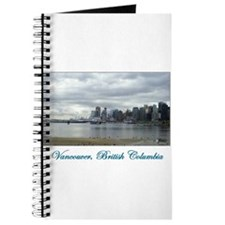 Downtown Vancouver BC Journal