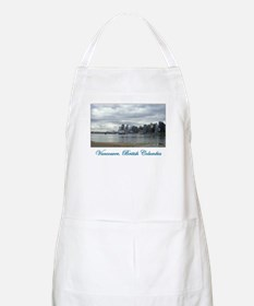 Downtown Vancouver BC BBQ Apron