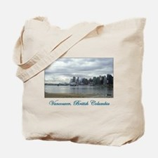 Downtown Vancouver BC Tote Bag