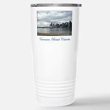 Downtown Vancouver BC Travel Mug