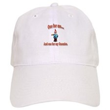 One For My Gnomies Baseball Cap