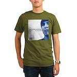 CTRAFFIK The BumRush Organic Men's T-Shirt (dark)