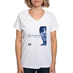 CTRAFFIK The BumRush Women's V-Neck T-Shirt