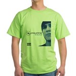 CTRAFFIK The BumRush Green T-Shirt