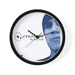 CTRAFFIK The BumRush Wall Clock