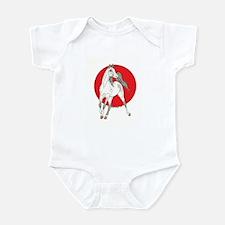 Arabian Grey Infant Bodysuit