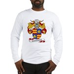 Marrades Coat of Arms Long Sleeve T-Shirt