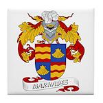 Marrades Coat of Arms Tile Coaster