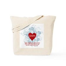 Cool Adoption Tote Bag