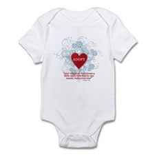 ADOPT WITH VERSE MATTHEW Body Suit