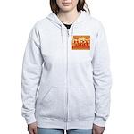 Hot Stuff Women's Zip Hoodie