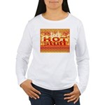 Hot Stuff Women's Long Sleeve T-Shirt