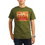 Hot Stuff Organic Men's T-Shirt (dark)