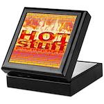 Hot Stuff Keepsake Box