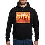Hot Stuff Hoodie (dark)