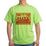 Hot Stuff Green T-Shirt