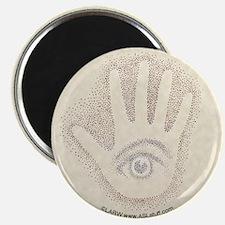 Earthy Petro EyeHand Magnet