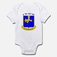 6/502 INF Infant Creeper