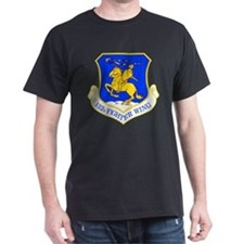 132nd Black T-Shirt