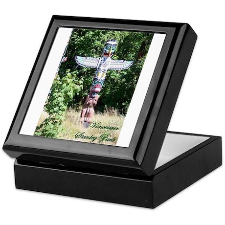 Stanley Park Totem Pole Keepsake Box