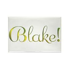 Blake! Design #801 Rectangle Magnet
