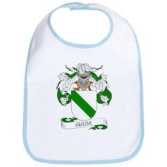 Maya Coat of Arms Bib