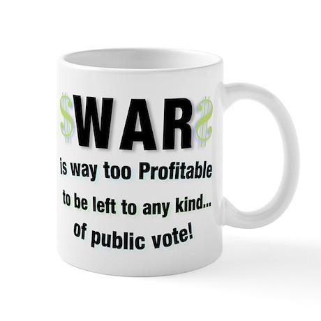 War Profits! Mug