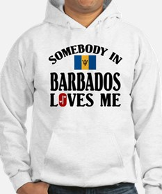 Somebody In Barbados Hoodie