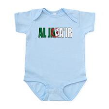 Algeria Infant Bodysuit