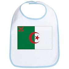Algeria Naval Ensign Bib