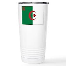 Algeria Naval Ensign Travel Mug