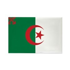 Algeria Naval Ensign Rectangle Magnet