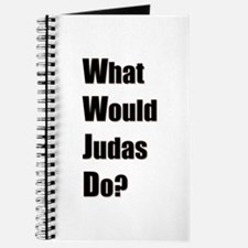 WWJD - What Would Judas Do Journal