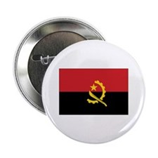 "Angola Flag 2.25"" Button"