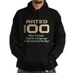 100th Birthday Hoodie (dark)