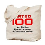 100th Birthday Tote Bag