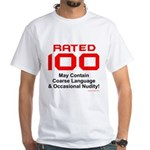 100th Birthday White T-Shirt