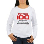 100th Birthday Women's Long Sleeve T-Shirt